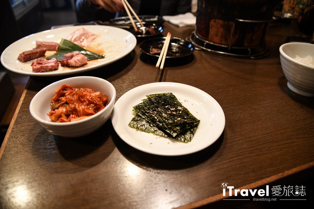 日本連鎖燒肉店 牛繁 (13)