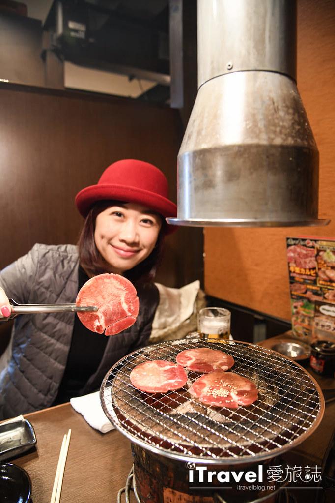 日本連鎖燒肉店 牛繁 (7)