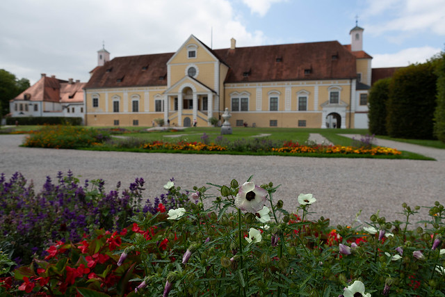 Impressionen Schloss Schleißheim II