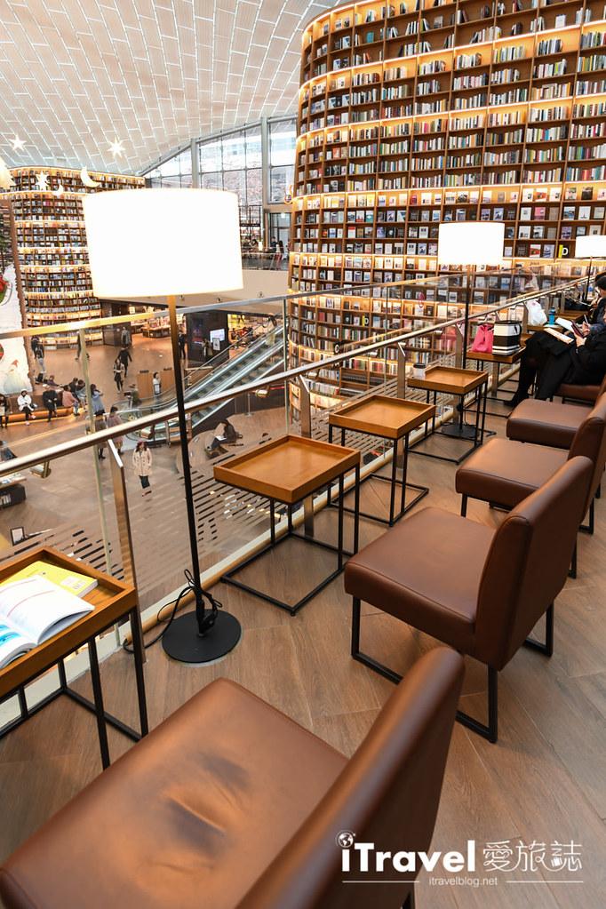首爾星空圖書館 Starfield Library (27)