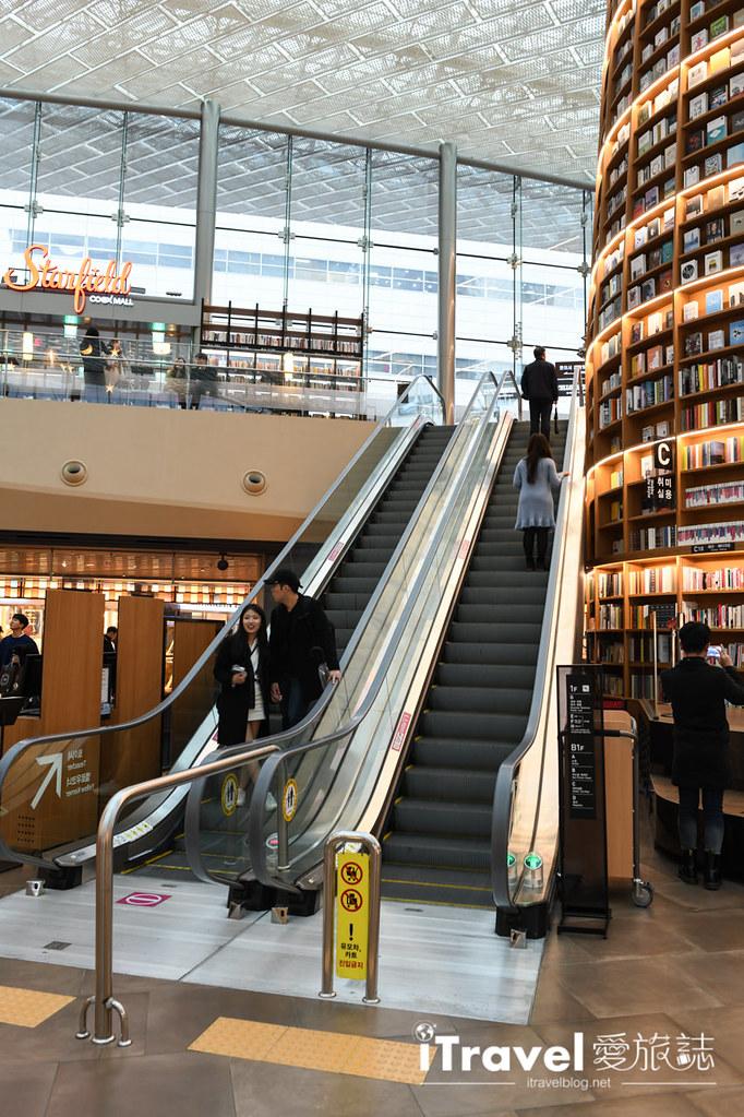 首爾星空圖書館 Starfield Library (10)