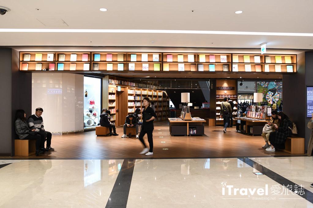 首爾星空圖書館 Starfield Library (4)