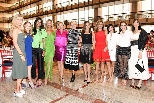 Elizabeth Dorey, Luba Bigman, Laura Greenberg, Tiffany Wong, Couture Council Board Member Yaz Hernandez, Meredith Marks, Sima Ladjevardian, Marnie Greenwood