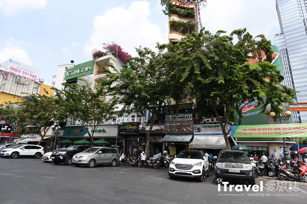 胡志明市濱城市場 Ben Thanh Market (4)