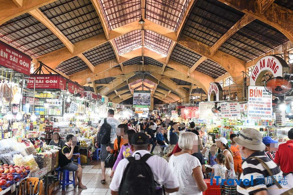 胡志明市濱城市場 Ben Thanh Market (1)