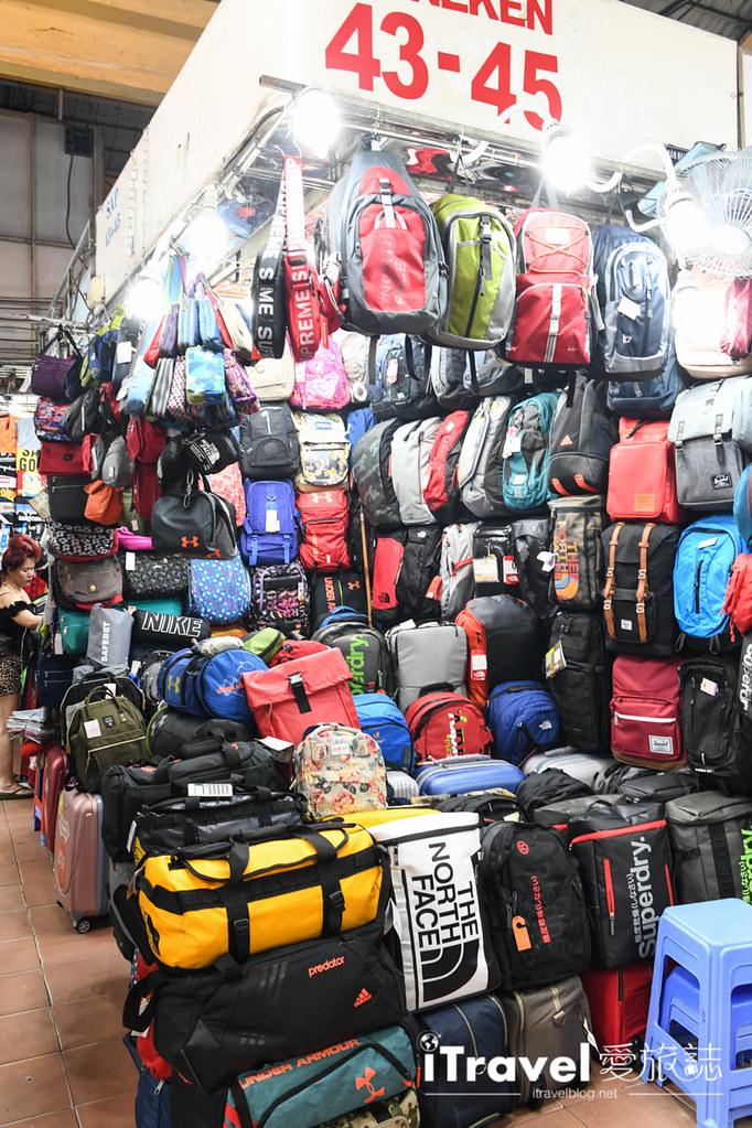 胡志明市濱城市場 Ben Thanh Market (8)