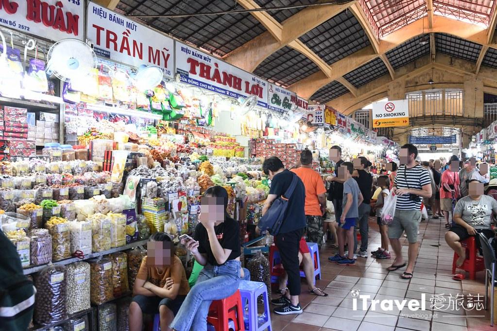胡志明市濱城市場 Ben Thanh Market (19)