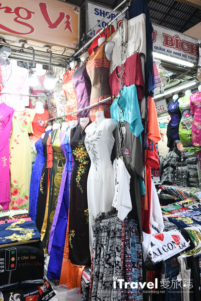 胡志明市濱城市場 Ben Thanh Market (12)