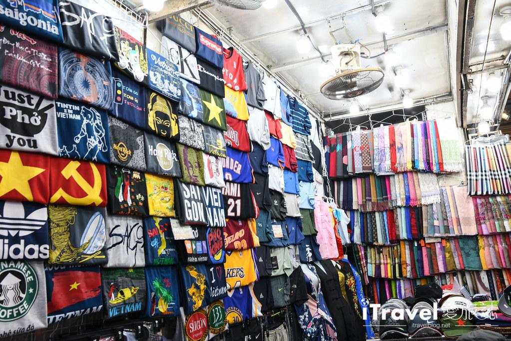 胡志明市濱城市場 Ben Thanh Market (9)