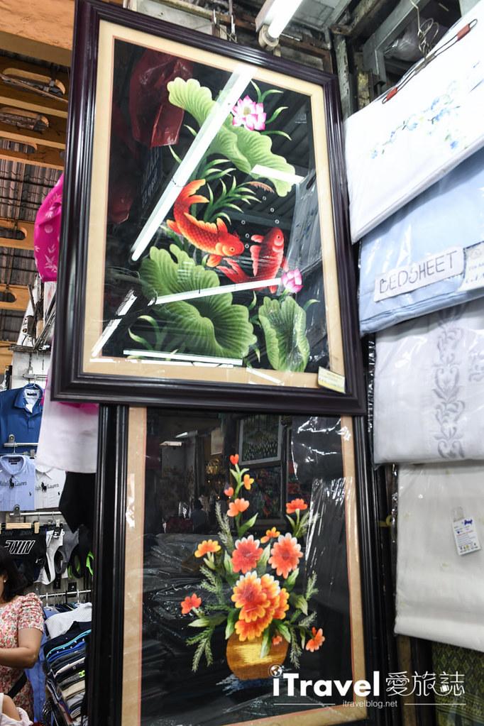 胡志明市濱城市場 Ben Thanh Market (7)