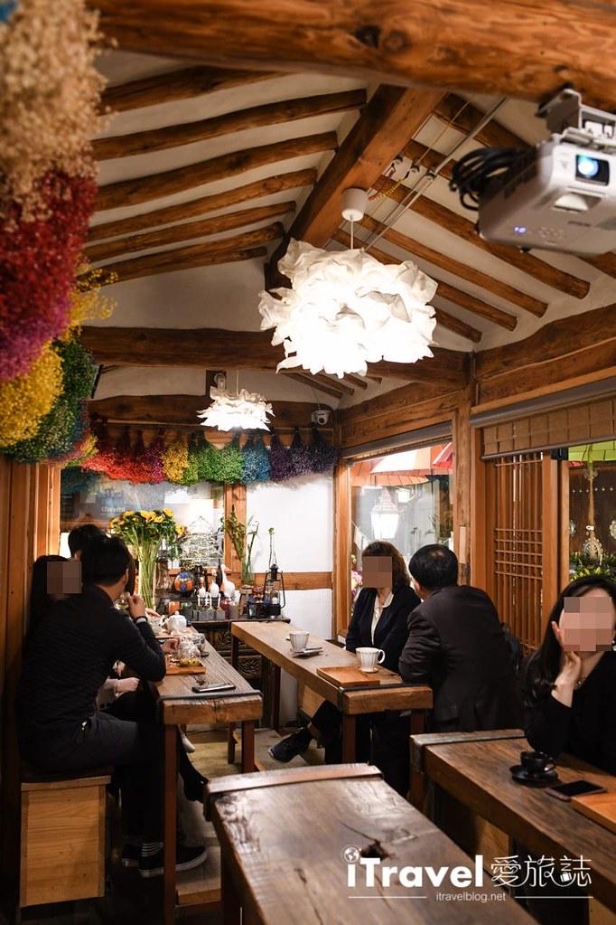 首爾庭院花房咖啡 Madang Flower Cafe (15)