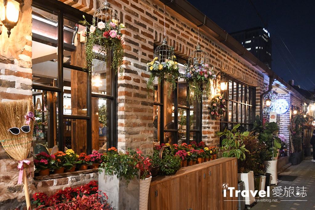 首爾庭院花房咖啡 Madang Flower Cafe (48)