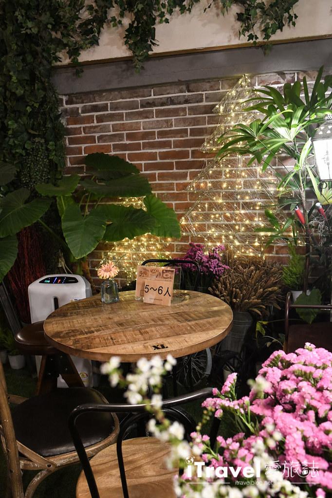 首爾庭院花房咖啡 Madang Flower Cafe (9)