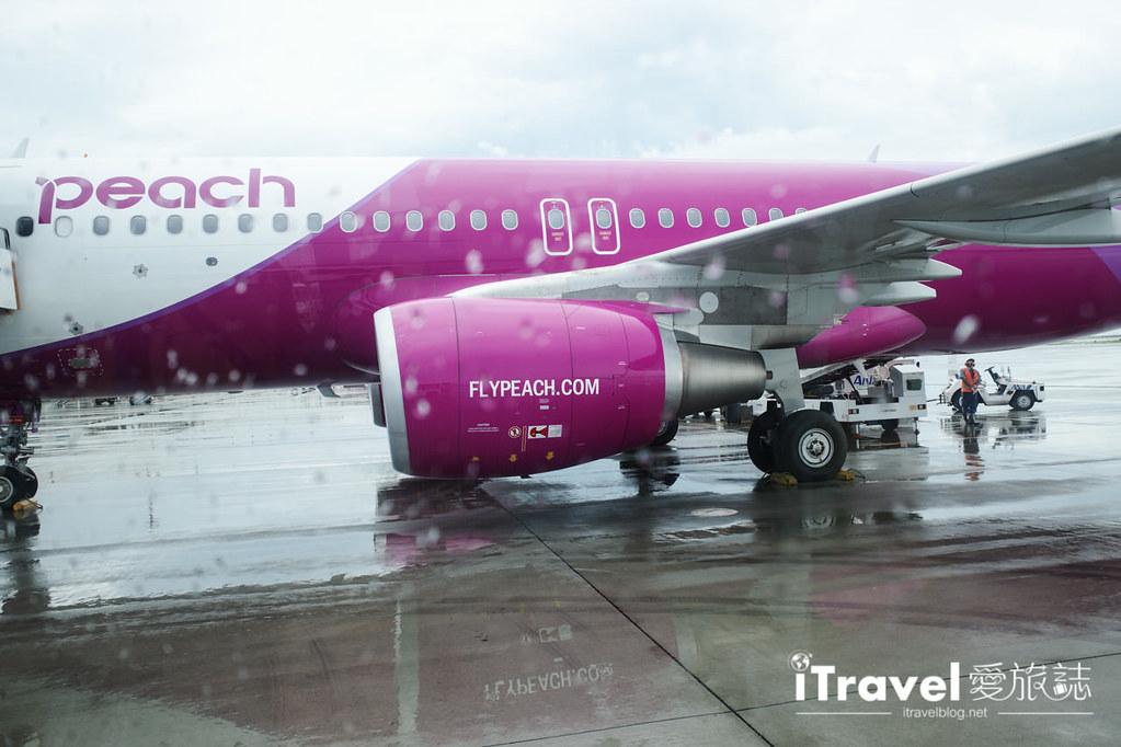 樂桃航空 Peach Aviation 搭乘心得 (7)