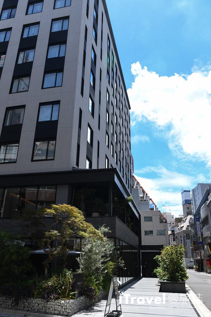 东京诺加上野饭店 Nohga Hotel Ueno (2)