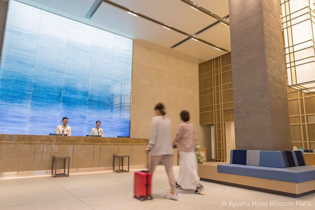 JR Kyushu Hotel Blossom Naha (1)