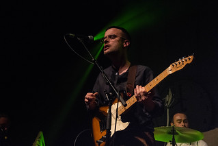 Man and The Echo - Old Fruitmarket Glasgow 10th Oct 2019