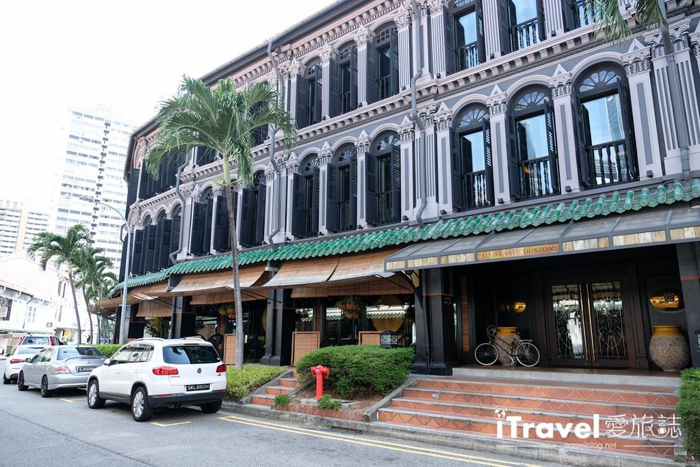 新加坡達士敦六善飯店 Six Senses Duxton (3)