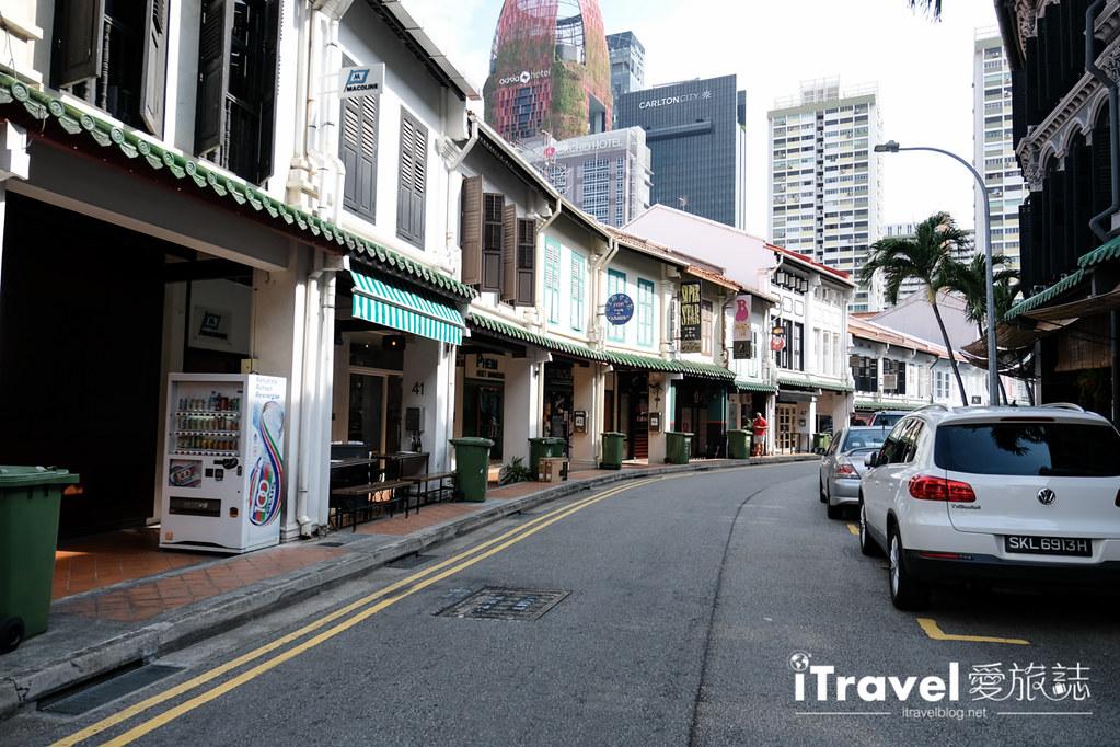 新加坡達士敦六善飯店 Six Senses Duxton (2)