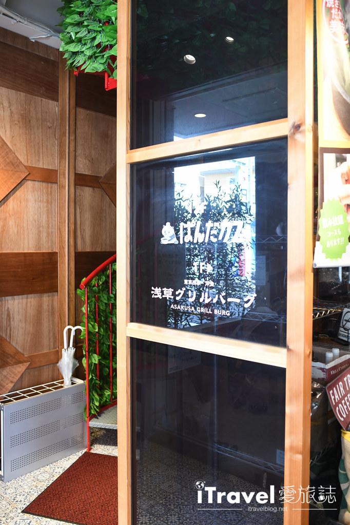 東京親子餐廳 パンダカフェPanda Cafe (5)