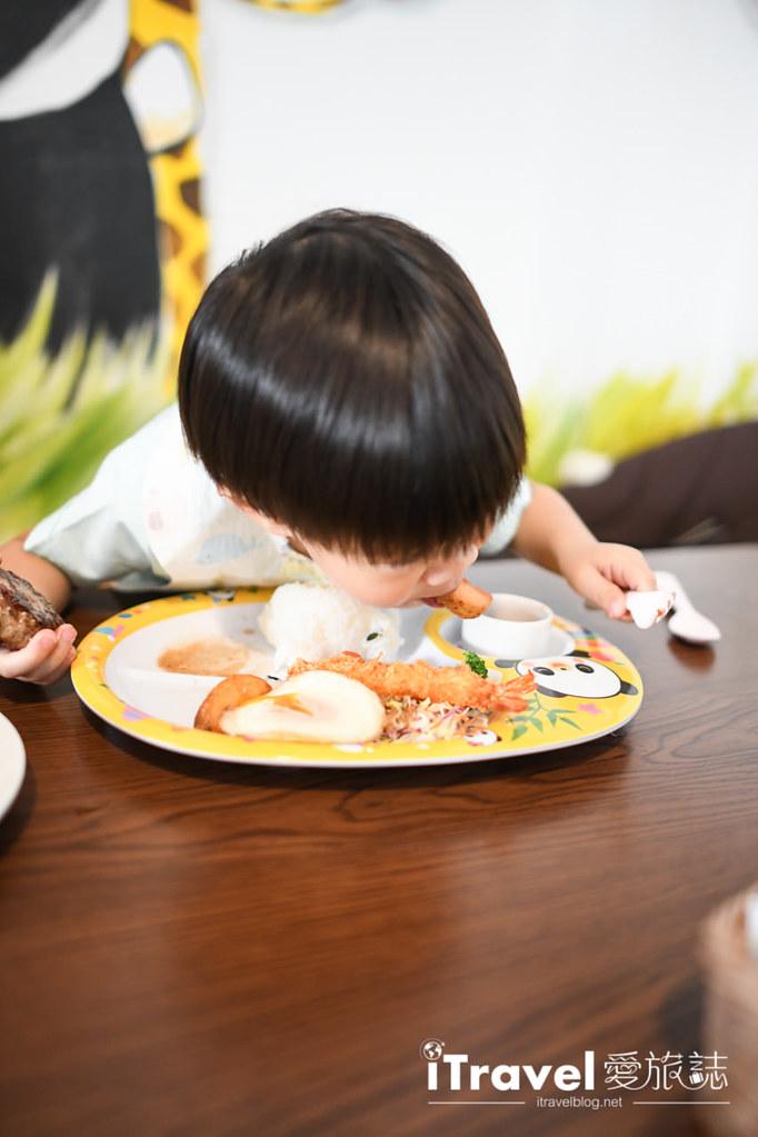 東京親子餐廳 パンダカフェPanda Cafe (25)
