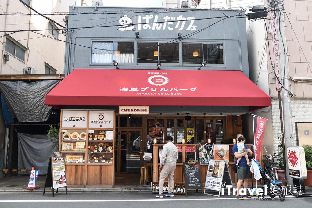 東京親子餐廳 パンダカフェPanda Cafe (3)