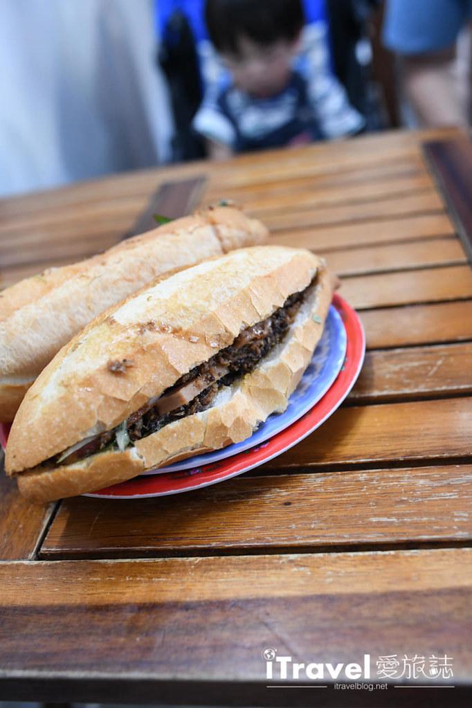 越南會安美食 法國麵包Madam Khanh、餐廳The Banh Mi Queen (10)