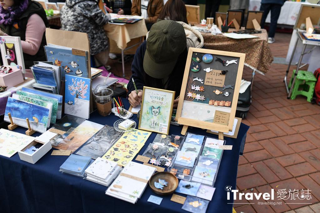 弘大自由市場 Hongdae Art Freemarket (27)