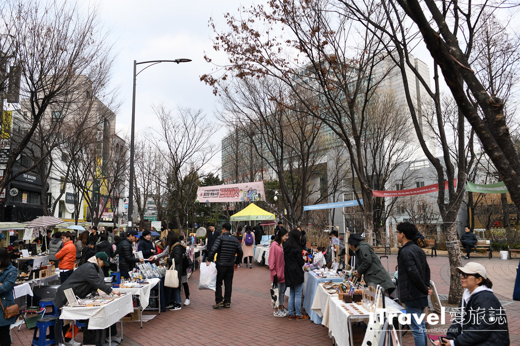 弘大自由市場 Hongdae Art Freemarket (12)