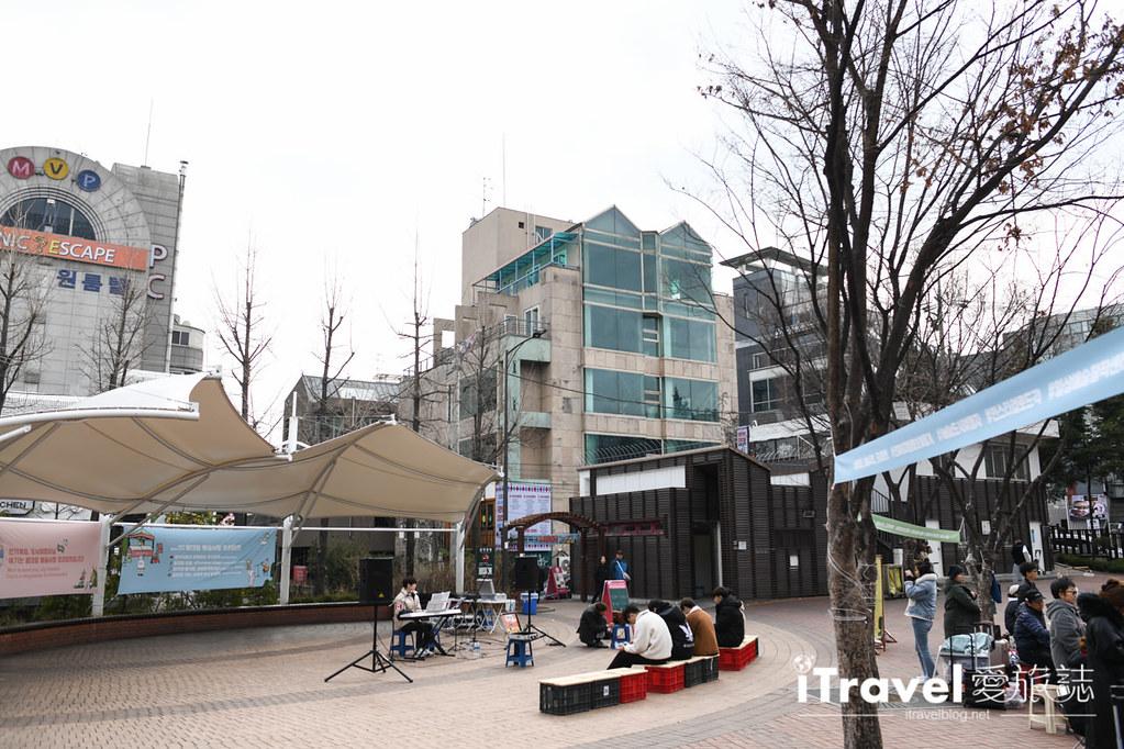 弘大自由市場 Hongdae Art Freemarket (15)
