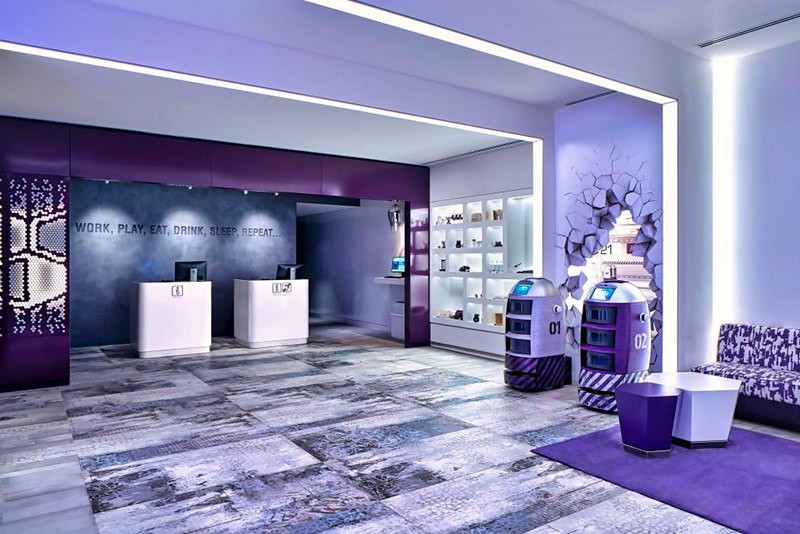 YOTEL Singapore Orchard Road 2