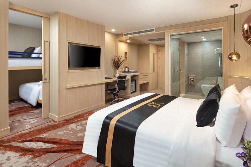 Eleven Hotel Bangkok 3