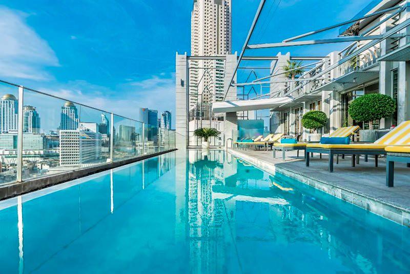 Akara Hotel Bangkok 5