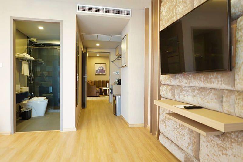 De Prime Rangnam Hotel 4