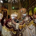 ترقية الأنبا تادرس إلى رتبة مطران بيد قداسة البابا تواضروس الثاني في يوم الأحد 28 فبراير 2016م