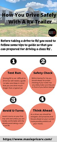 How You Drive Safely With RV Trailer
