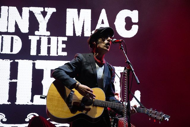 Johnny Mac & The Faithful - SSE Hydro  Glasgow 28th November 2019