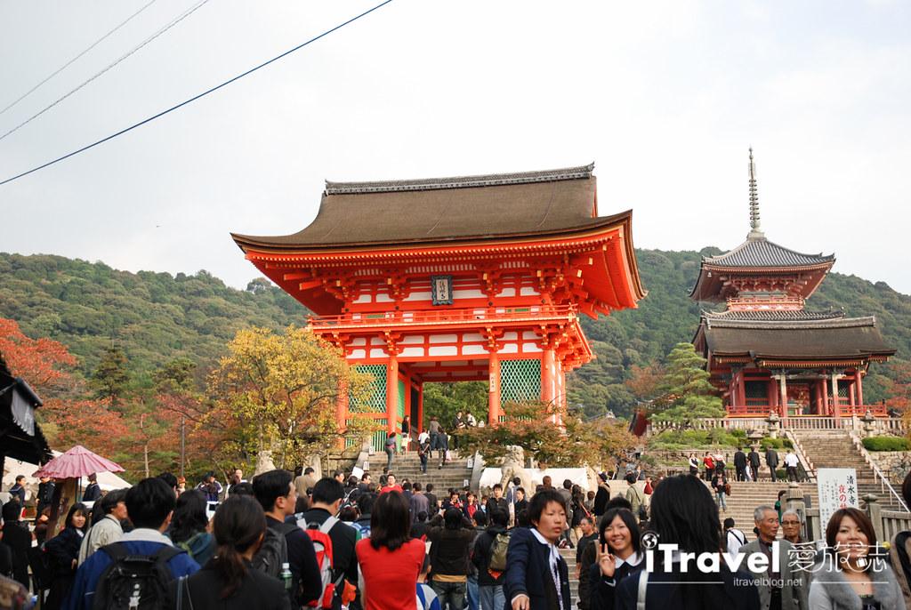 京都清水寺 Kiyomizu Temple (2)