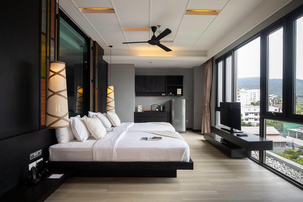 De Chai Oriental Nimman Hotel 2