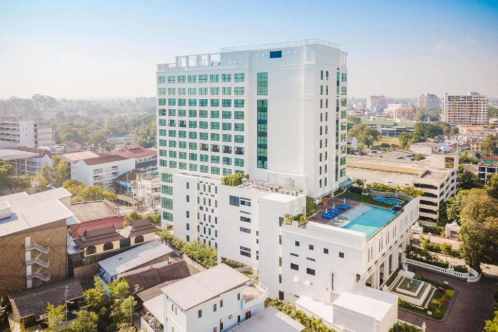 Empress Premier Hotel Chiang Mai 1