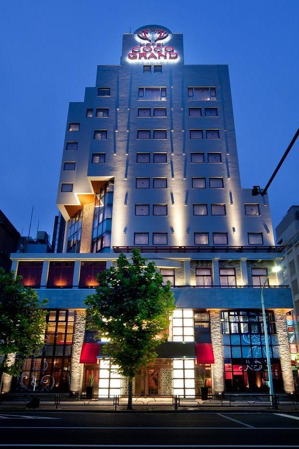 Hotel Coco Grand Ueno Shinobazu 1