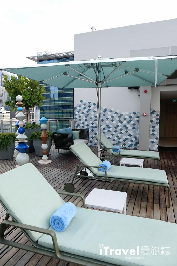 新加坡凱貝麗公寓飯店 Capri by Fraser China Square Singapore (74)