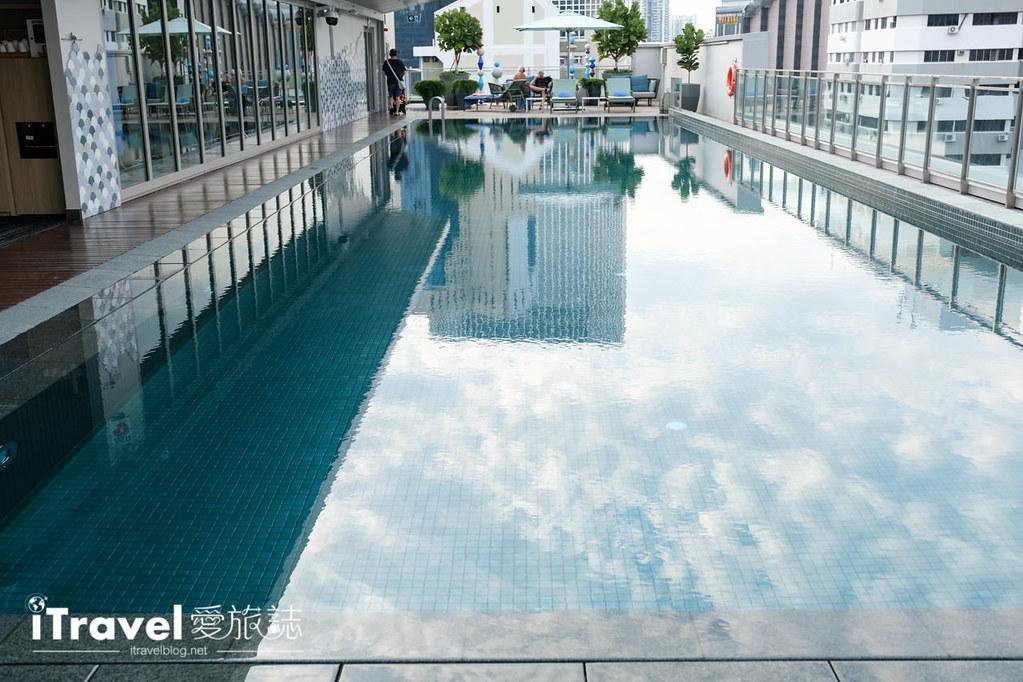 新加坡凱貝麗公寓飯店 Capri by Fraser China Square Singapore (75)