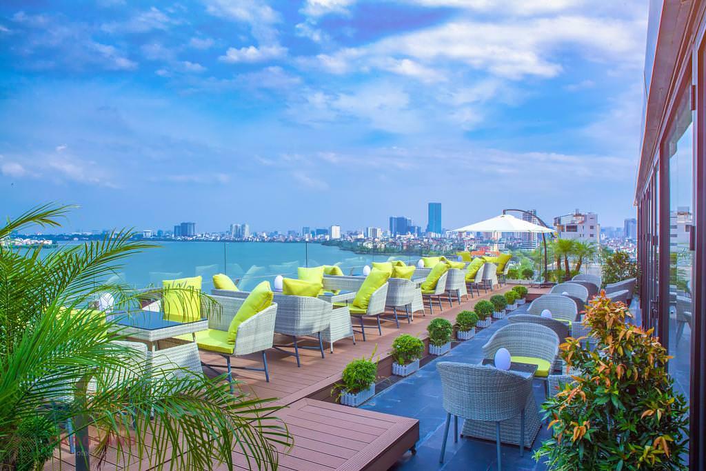 Parosand Hanoi Hotel & Apartment 5