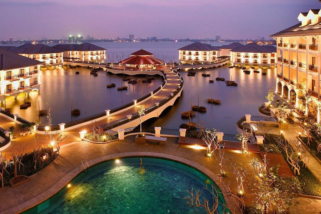 InterContinental Hanoi Westlake 5