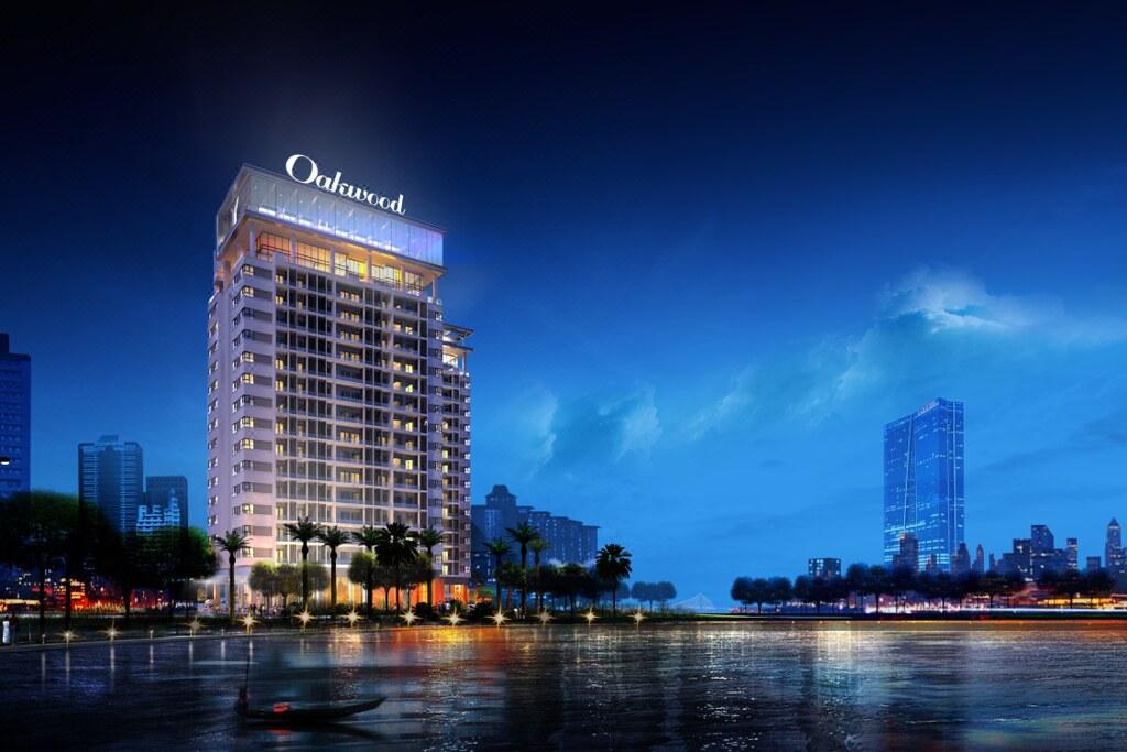 Oakwood Residence Hanoi 1