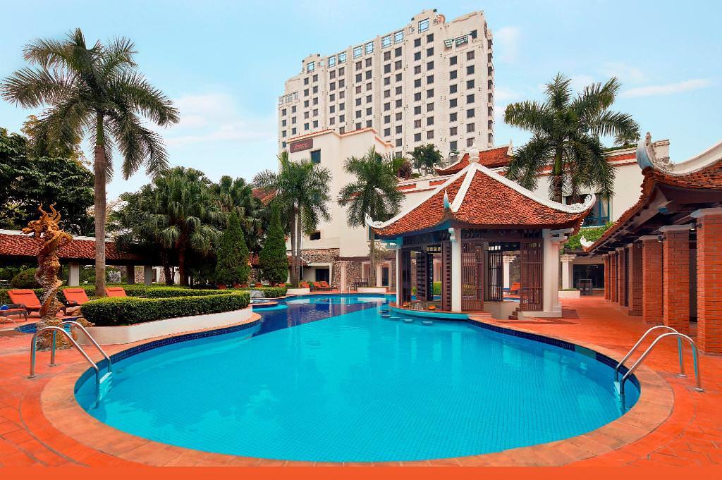 Sheraton Hanoi Hotel 5