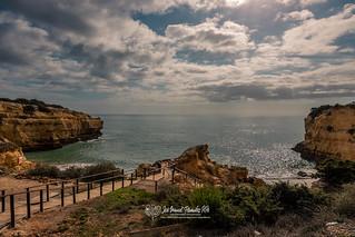 Praia do Albandeira. 24-11-19.