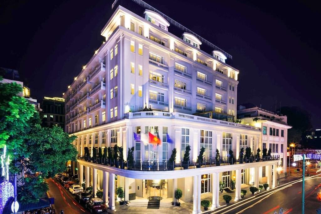 Hotel De L'Opera Hanoi MGallery by Sofitel 1