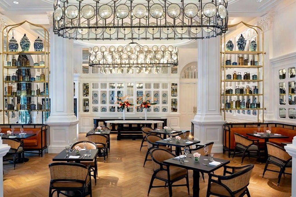 Raffles Hotel Singapore 4